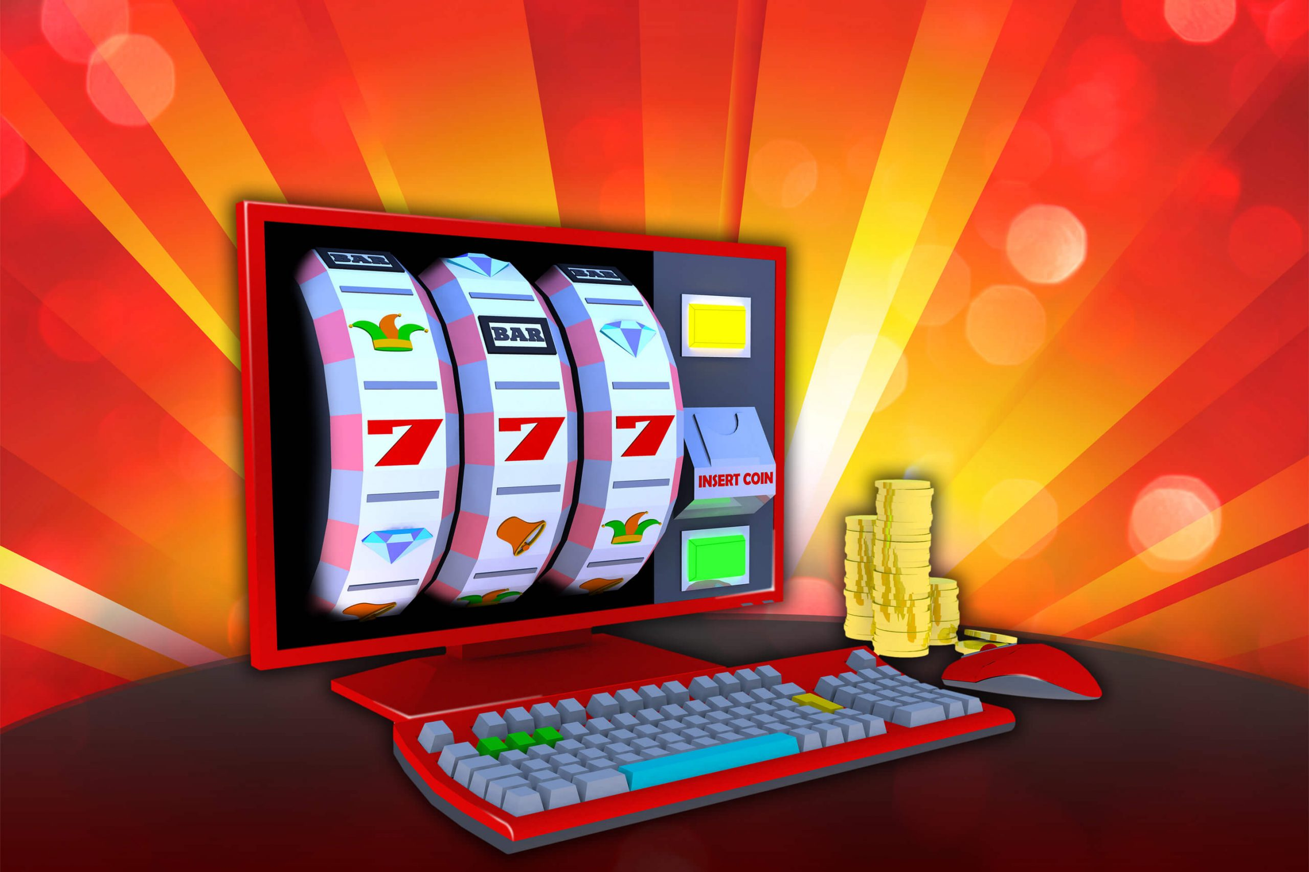 Playing Online Casino Games: Tips For Newbies